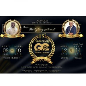 Grace Chapel 15th Anniversary 26