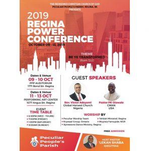 Regina Power Conference 2019 12